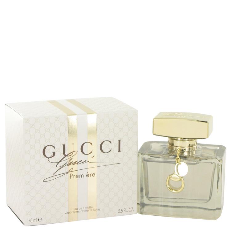 Gucci Premiere by Gucci Eau De Toilette Spray 2.5 oz (75ml)