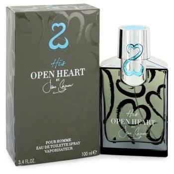 His Open Heart by Jane Seymour for Men