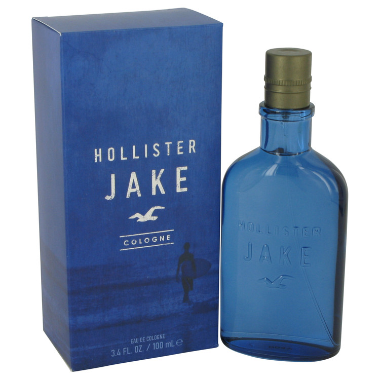 Hollister Jake by Hollister Eau De Cologne Spray 3.4 oz (100ml)