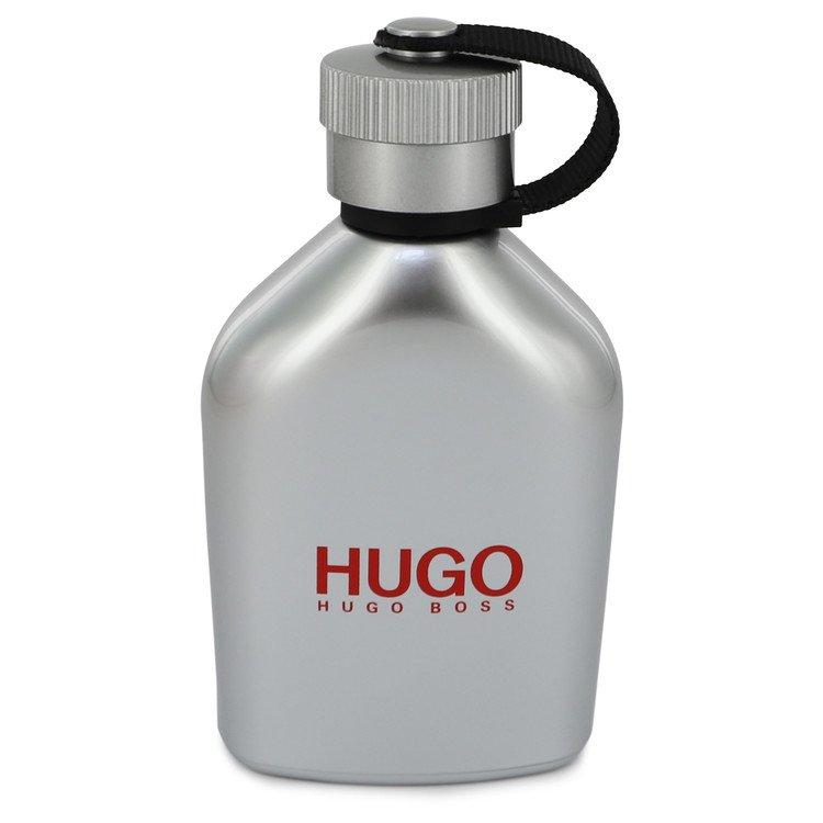 Hugo Iced by Hugo Boss Eau De Toilette Spray (Tester) 4.2 oz (125ml)