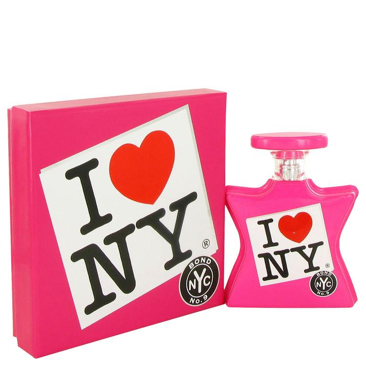 I Love New York perfume for women