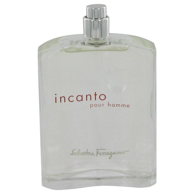 Incanto by Salvatore Ferragamo Eau De Toilette Spray (Tester) 3.4 oz (100ml)