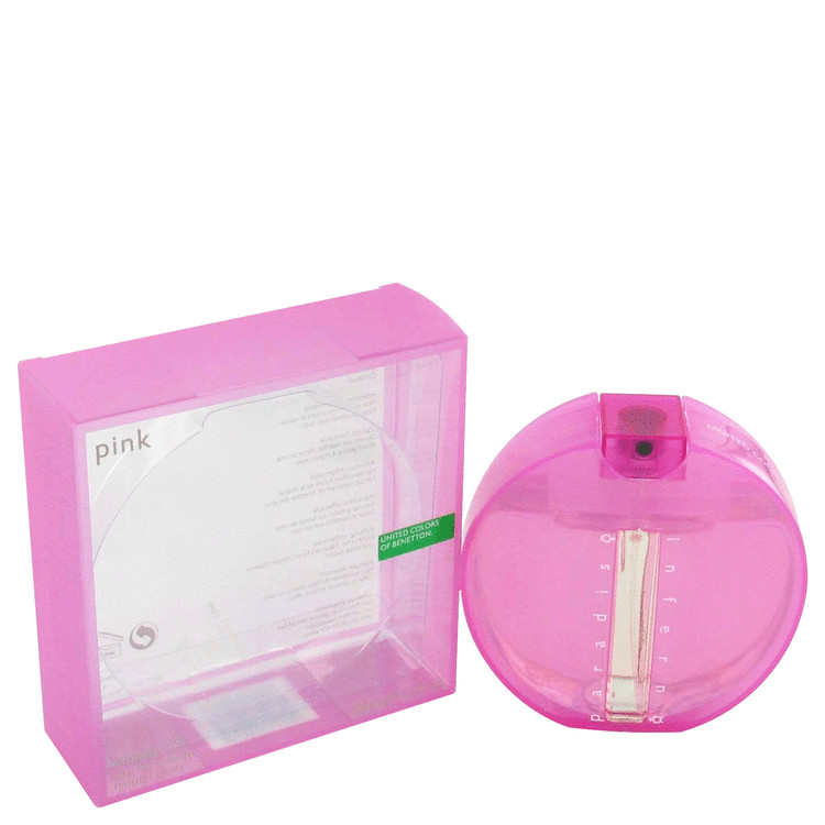 Inferno Paradiso Pink by Benetton perfume for women