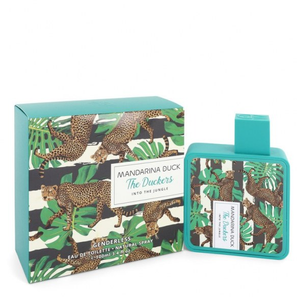 Into The Jungle by Mandarina Duck