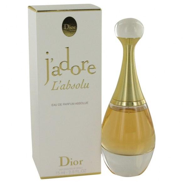 Jadore L'absolu by Christian Dior