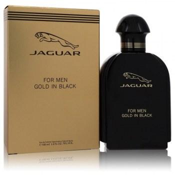 Jaguar Gold In Black by Jaguar for Men