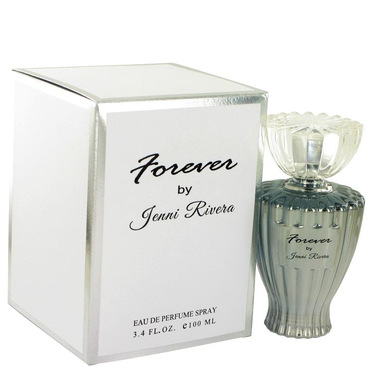 Jenni Rivera Forever by Jenni Rivera Eau De Parfum Spray 3.4 oz (100ml)