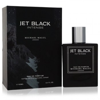 Jet Black Intense by Michael Malul for Men