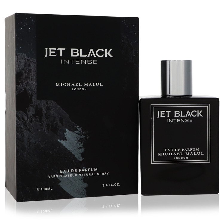 Jet Black Intense by Michael Malul