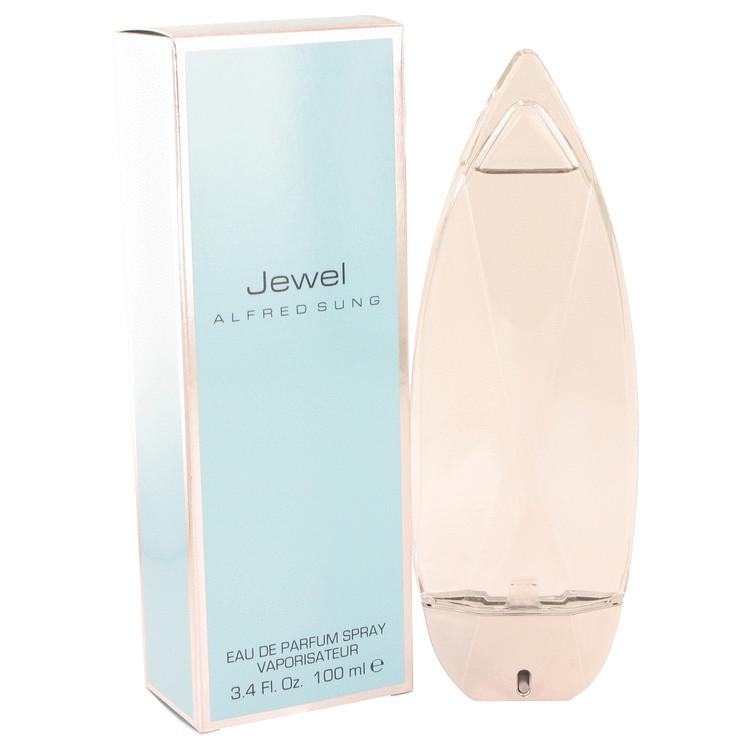 Jewel by Alfred Sung Eau De Parfum Spray 3.4 oz (100ml)