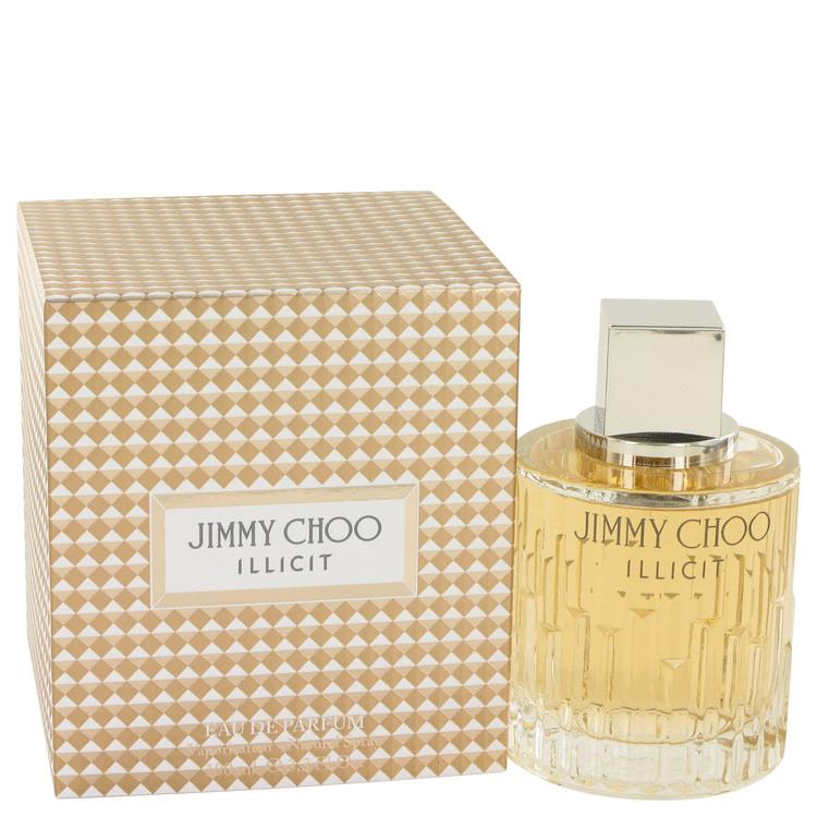 Jimmy Choo Illicit by Jimmy Choo Eau De Parfum Spray 3.3 oz (100ml)