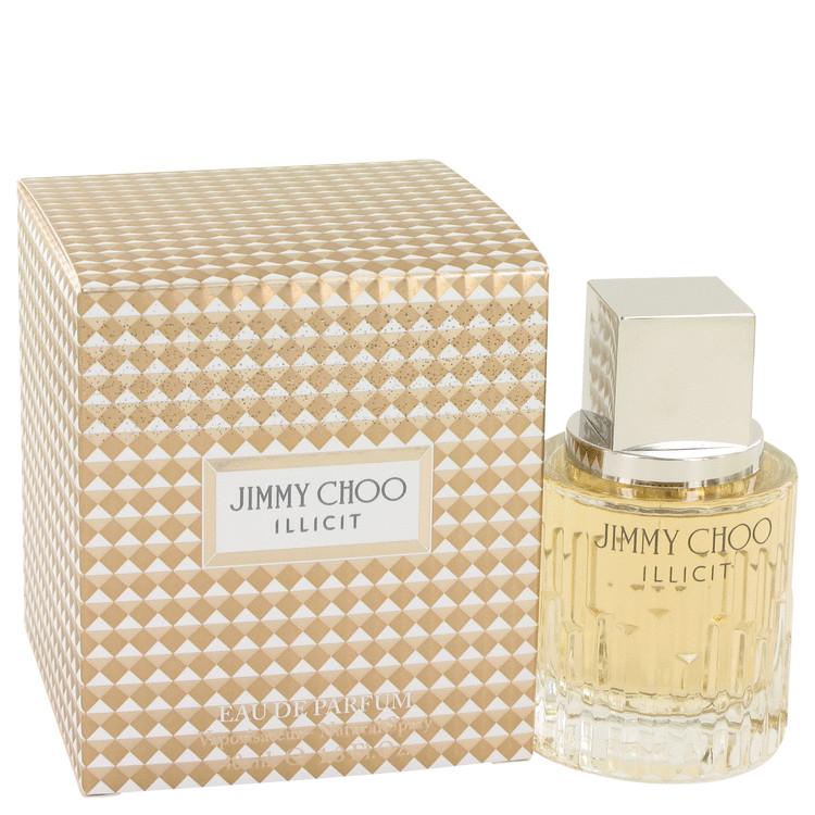 Jimmy Choo Illicit by Jimmy Choo Eau De Parfum Spray 1.3 oz