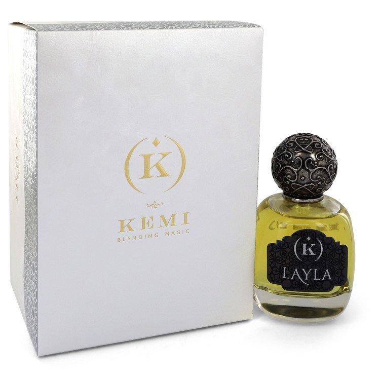 Kemi Layla by Kemi Blending Magic Eau De Parfum Spray (Unisex) 3.4 oz (100ml)