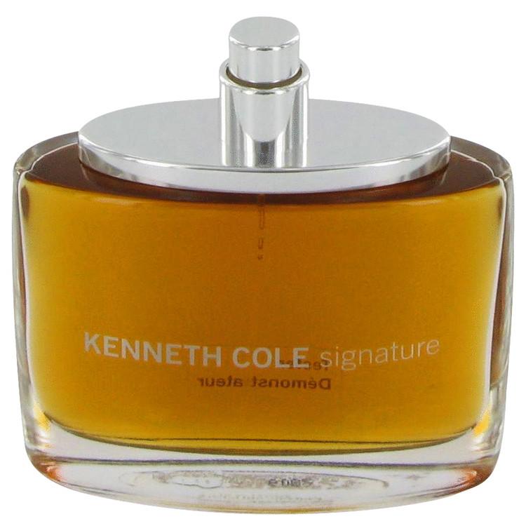 Kenneth Cole Signature by Kenneth Cole Eau De Toilette Spray (Tester) 3.4 oz (100ml)