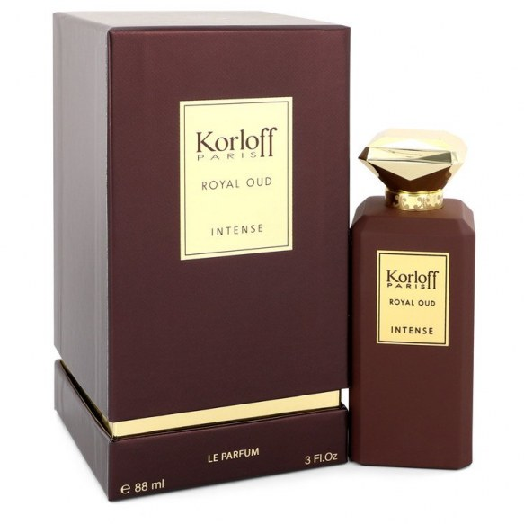 Korloff Royal Oud Intense by Korloff