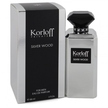 Korloff Silver Wood by Korloff