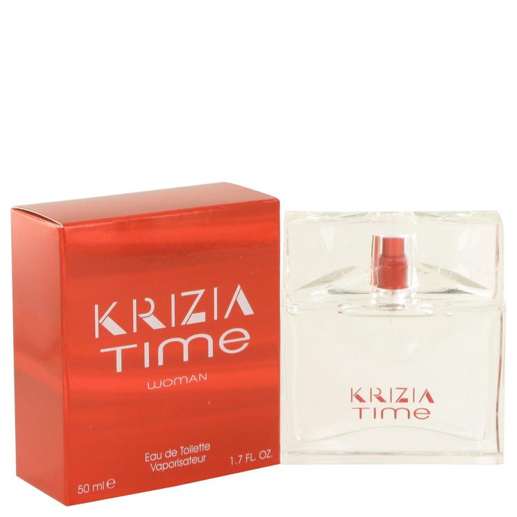Krizia Time by Krizia Eau De Toilette Spray 1.7 oz (50ml)