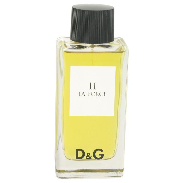 La Force 11 by Dolce & Gabbana Eau De Toilette Spray (Tester) 3.3 oz (100ml)