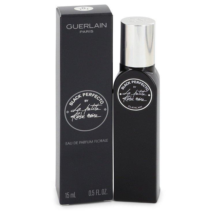 La Petite Robe Noire Black Perfecto by Guerlain Eau De Parfum Florale Spray 0.5 oz (15ml)