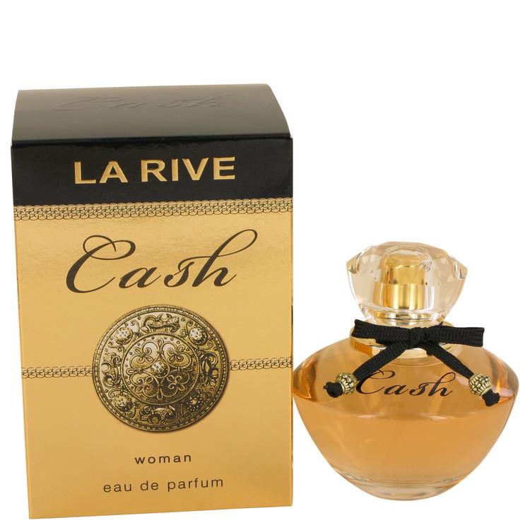 La Rive Cash by La Rive Eau De Parfum Spray 3 oz (90ml)