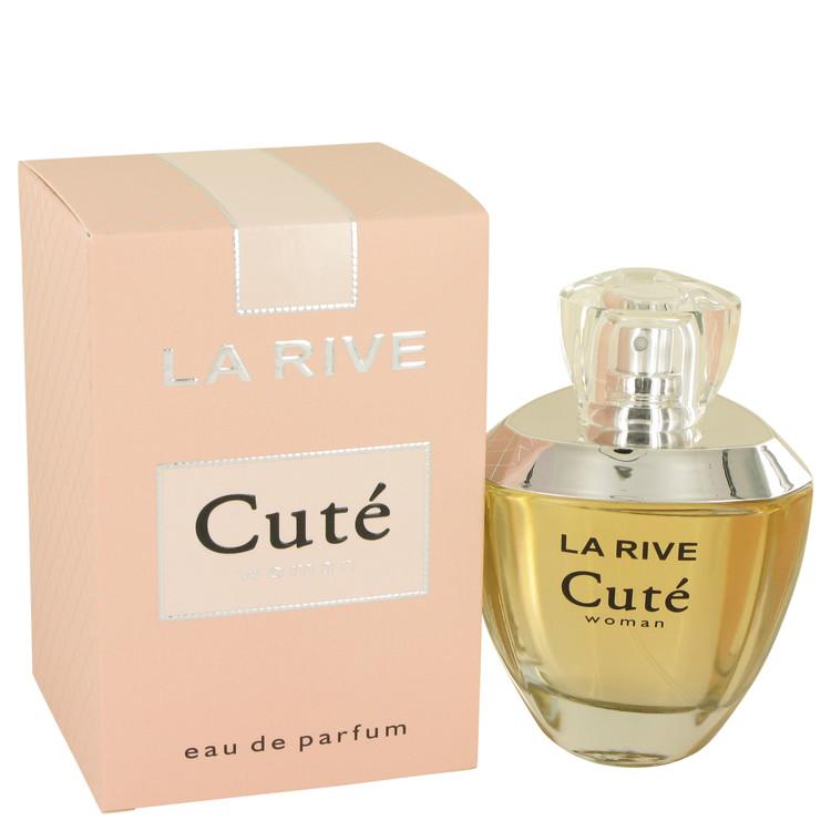 La Rive Cute by La Rive Eau De Parfum Spray 3.3 oz (100ml)