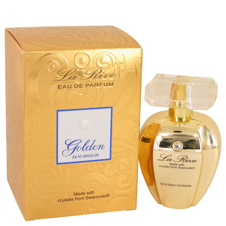 La Rive Golden Woman by La Rive Eau DE Parfum Spray 2.5 oz (75ml)