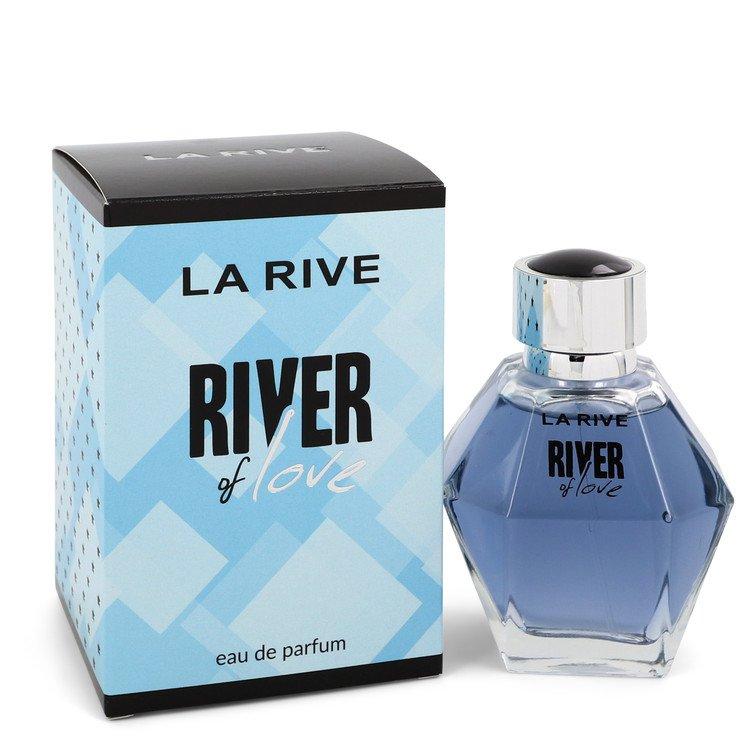 La Rive River of Love by La Rive Eau De Parfum Spray 3.3 oz (100ml)