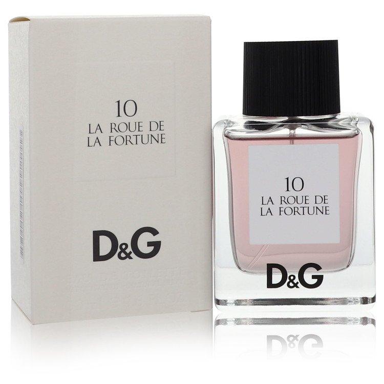 La Roue De La Fortune 10 by Dolce & Gabbana Eau De Toilette Spray 1.7 oz (50ml)