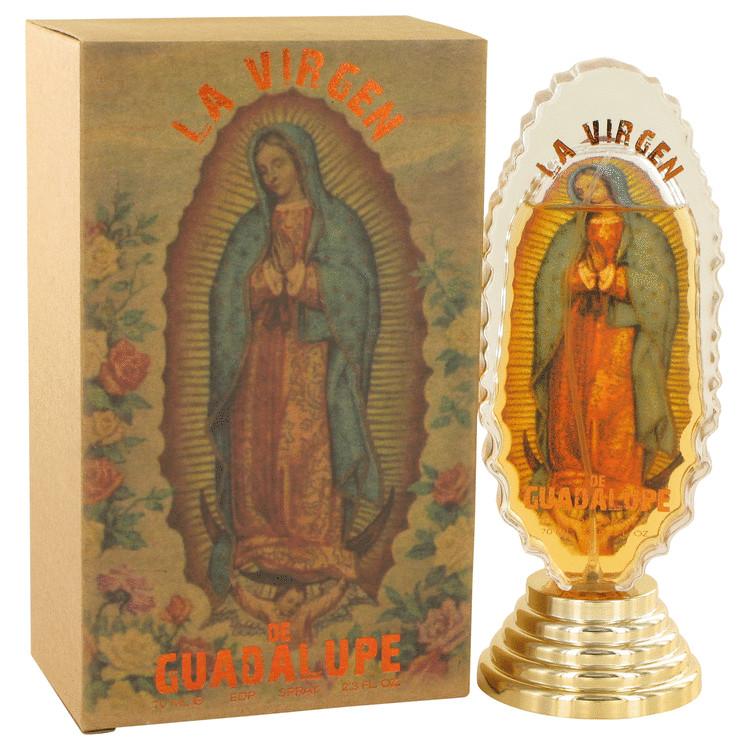 La Virgin De Guadalupe by Perfume Source Eau De Parfum Spray 2.5 oz (75ml)