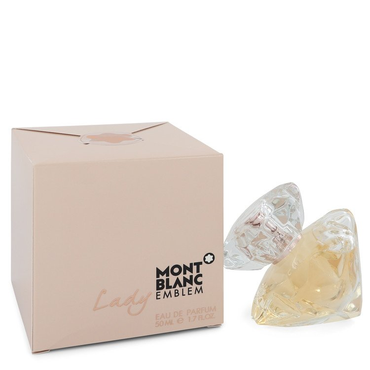 Lady Emblem by Mont Blanc Eau De Parfum Spray 1.7 oz (50ml)