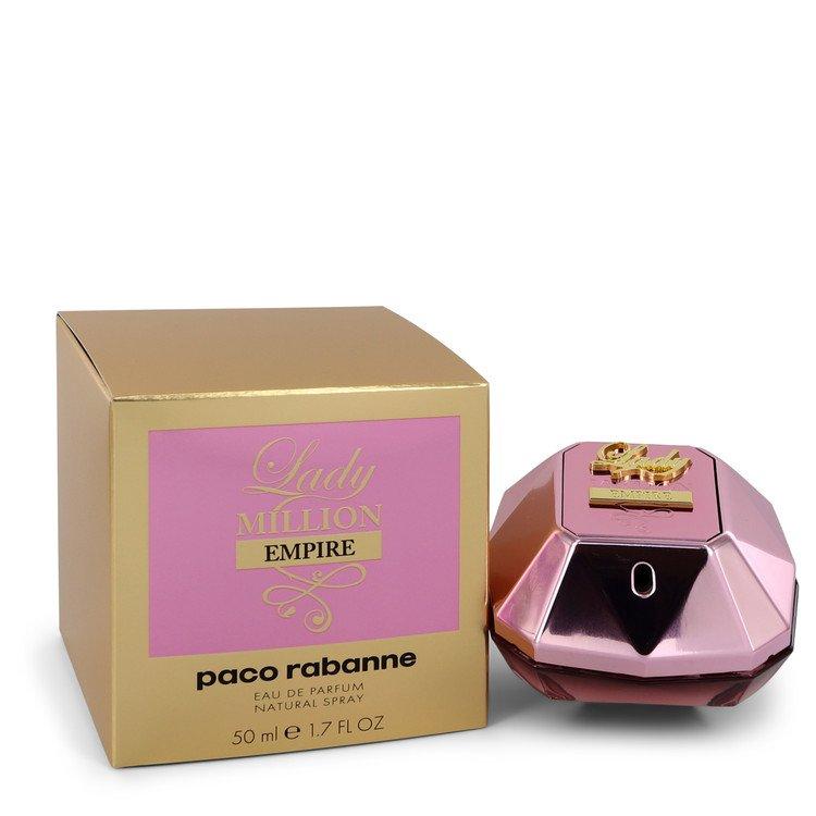Lady Million Empire by Paco Rabanne Eau De Parfum Spray 1.7 oz (50ml)