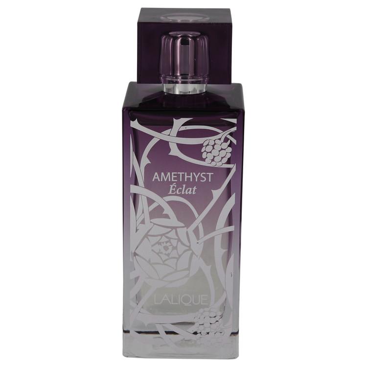Lalique Amethyst Eclat by Lalique Eau De Parfum Spray (Tester) 3.3 oz (100ml)