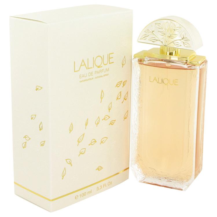 LALIQUE by Lalique Eau De Parfum Spray 3.3 oz (100ml)