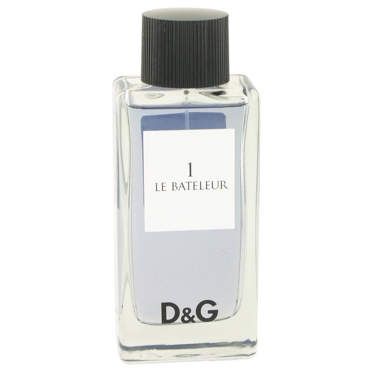 Le Bateleur 1 by Dolce & Gabbana Eau De Toilette Spray (Tester) 3.3 oz (100ml)