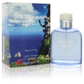 Light Blue Beauty Of Capri by Dolce & Gabbana for Men