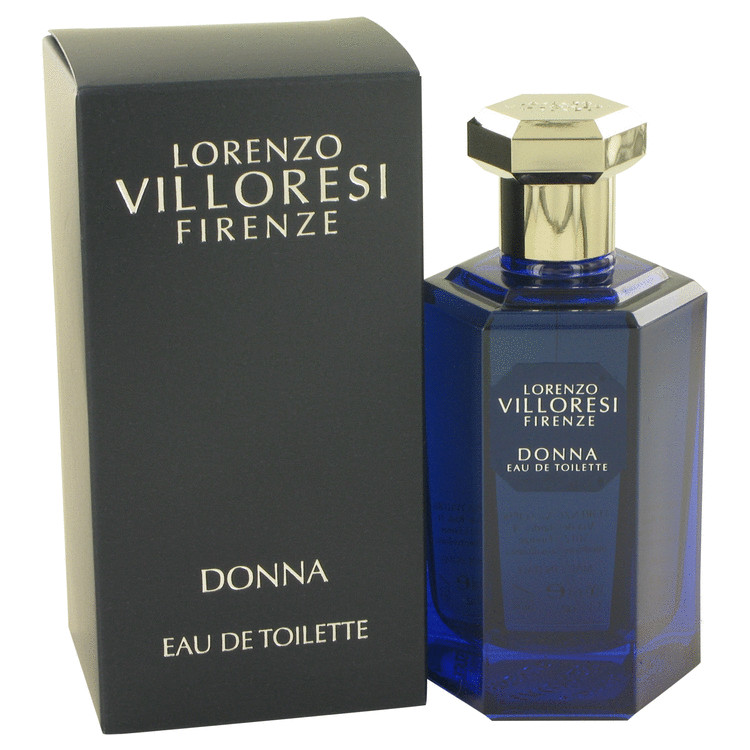 Lorenzo Villoresi Firenze Donna by Lorenzo Villoresi Eau De Toilette Spray (Unisex) 3.3 oz (100ml)