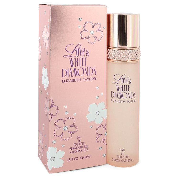 Love & White Diamonds by Elizabeth Taylor perfume for women