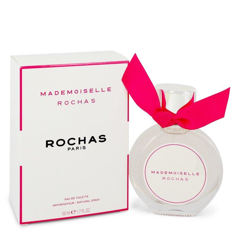 Mademoiselle Rochas by Rochas Eau De Toilette Spray 1.7 oz (50ml)
