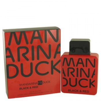 Mandarina Duck Black & Red by Mandarina Duck