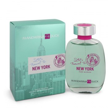 Mandarina Duck Let's Travel to New York by Mandarina Duck