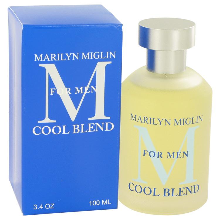 Marilyn Miglin Cool Blend by Marilyn Miglin Cologne Spray 3.4 oz (100ml)