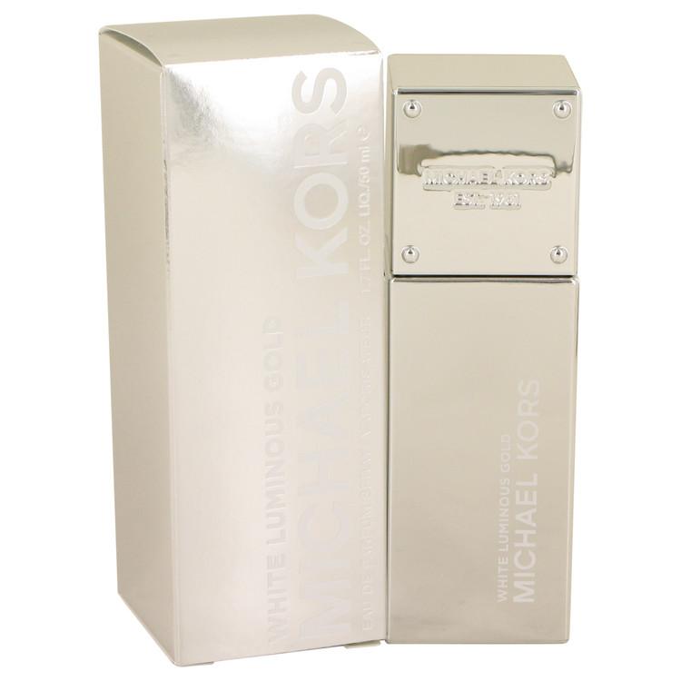 Michael Kors White Luminous Gold by Michael Kors Eau De Parfum Spray 1.7 oz (50ml)