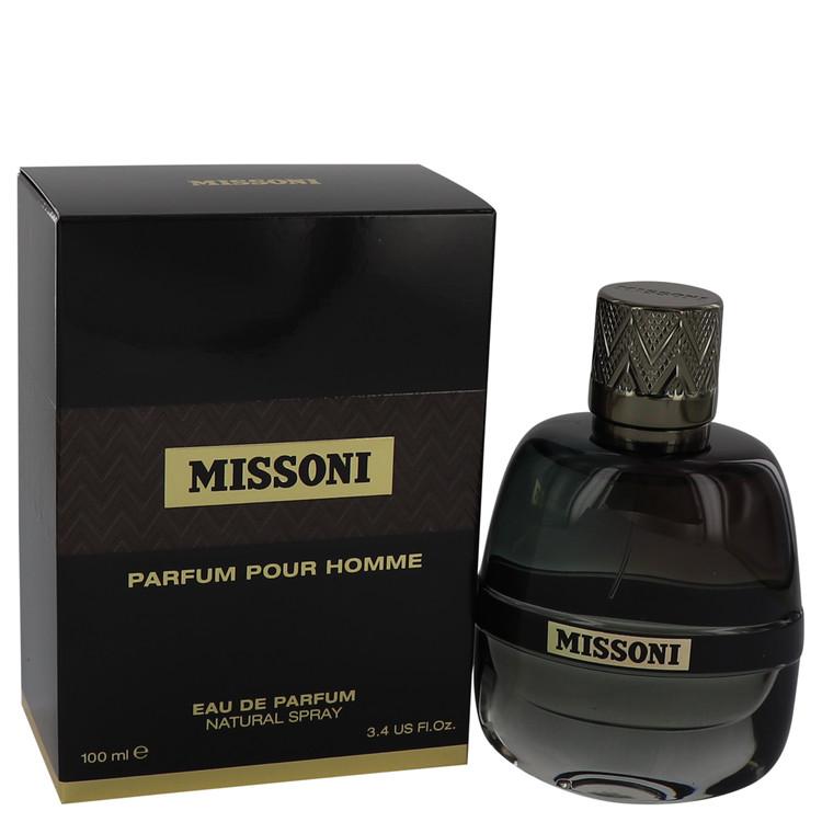 Missoni by Missoni Eau De Parfum Spray 3.4 oz (100ml)