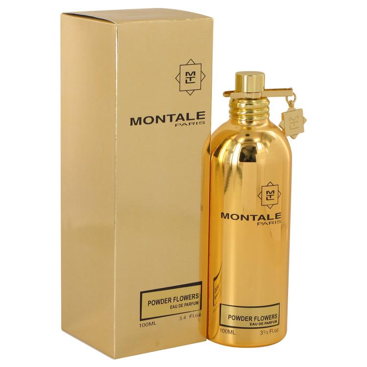 Montale Powder Flowers by Montale Eau De Parfum Spray 3.4 oz