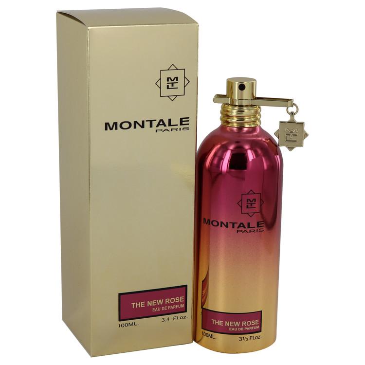 Montale The New Rose by Montale Eau De Parfum Spray 3.4 oz