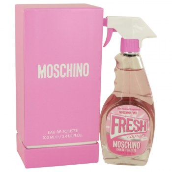 Moschino Fresh Pink Couture by Moschino
