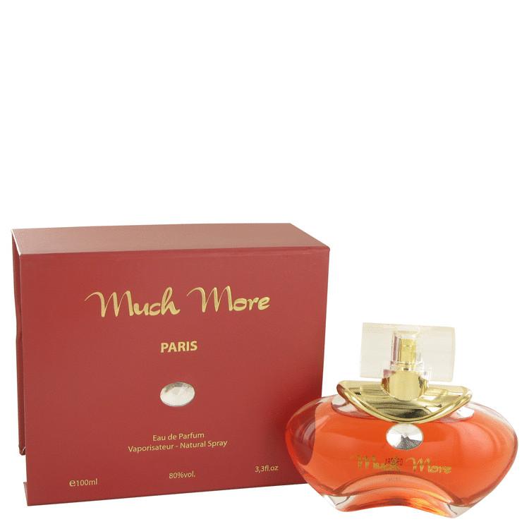 Much More by YZY Perfume Eau De Parfum Spray 3.4 oz (100ml)