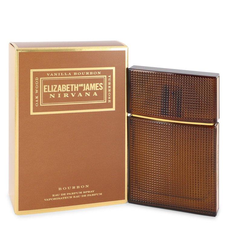 Nirvana Bourbon by Elizabeth and James Eau De Parfum Spray 1.7 oz (50ml)