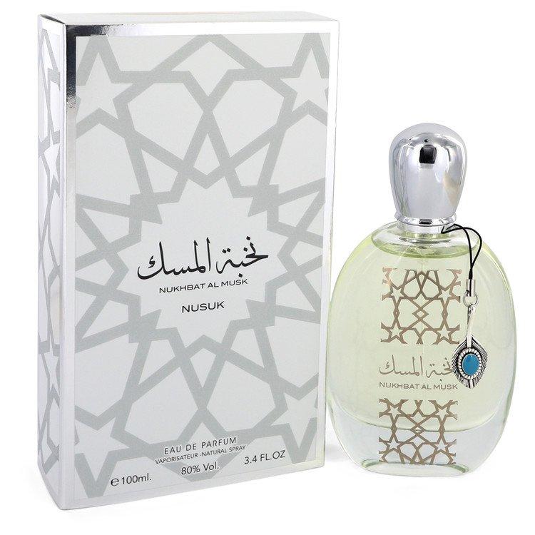 Nukhbat Al Musk by Nusuk Eau De Parfum Spray (Unisex) 3.4 oz (100ml)