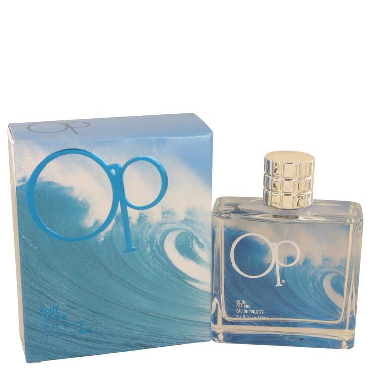 Ocean Pacific Blue by Ocean Pacific Eau De Toilette Spray 3.4 oz (100ml)